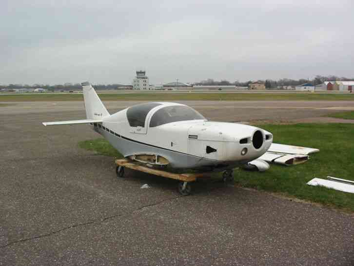 2010 GLASAIR SUPER 2SH FT, DAMAGED, PROJECT OR PARTS, CHEAP!SOME DAYS ARE  JUST NOT GOOD DAYS !!THE