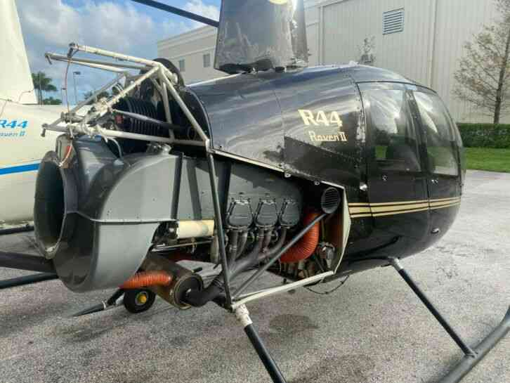 helicopter damage