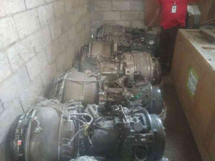 """6 each lycoming T53 L13B BA engines : """"Engines are a bit"""