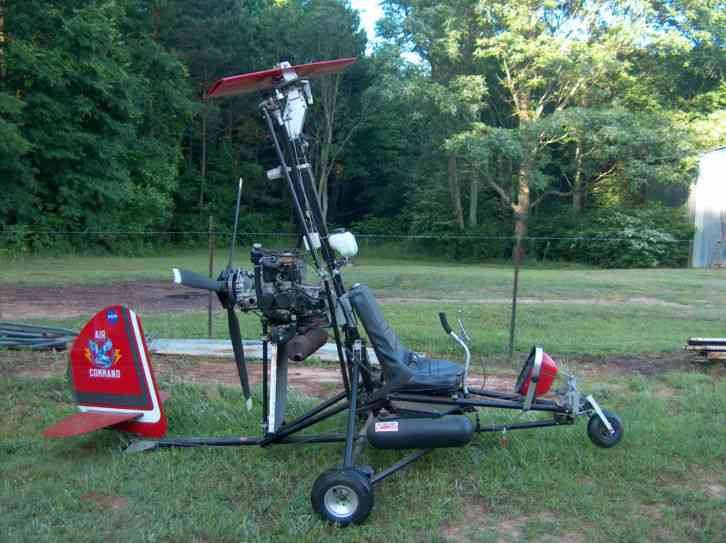 Air Command Gyrocopter 582 Rotax : Air Command ...