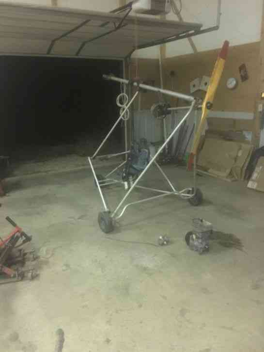 American aerolites American aerolites eagle with a zenoah g25 engine with  approximately 50 hours on