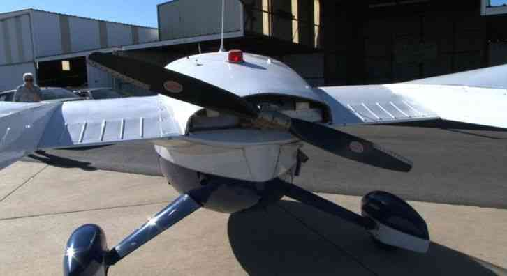 Anderson Greenwood AG 14 Single Pusher Prop Aircraft ...