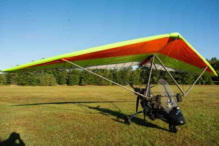 flown helicopter