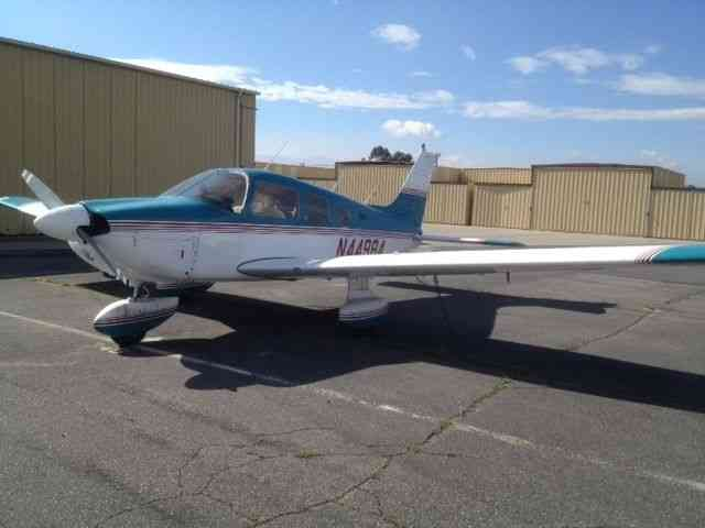 Archer 181 Piper Cherokee 1977 Fresh Annual Ready to fly anywhere