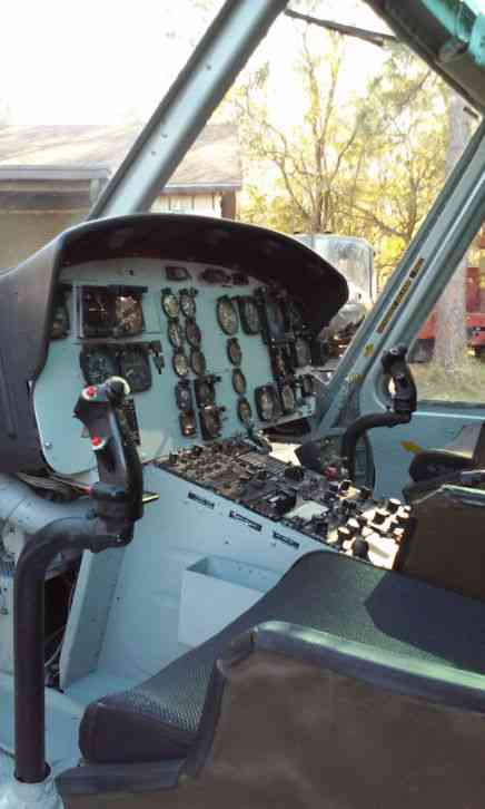 interior helicopter