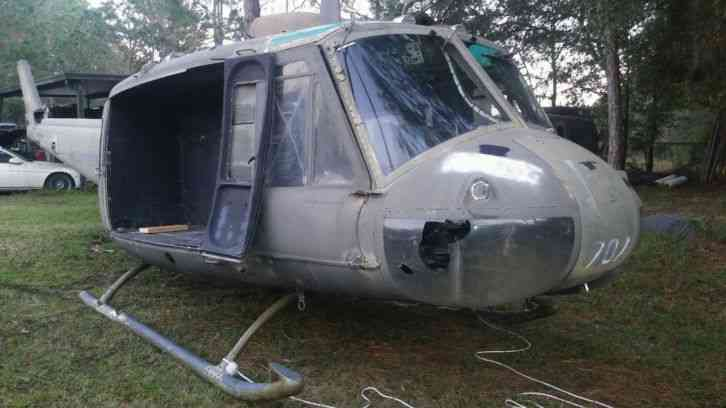 helicopter restoration