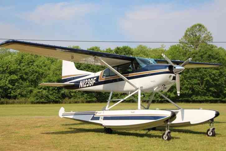 Cessna 1975 Do You Drive Or Corvette Or A Pickup Truck