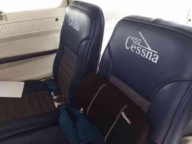 Cessna Paint Is 8 10 Interior Carpet Is New With