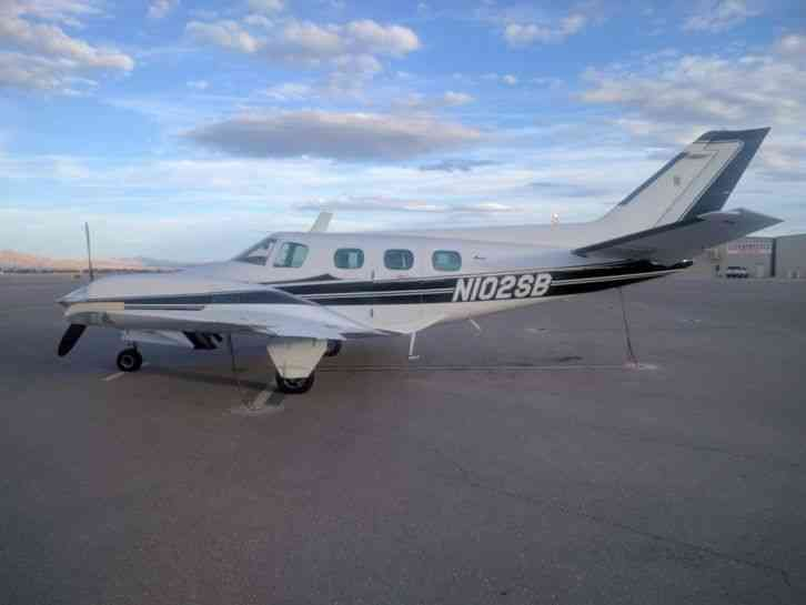 Beechcraft Duke B60 1976 Beech
