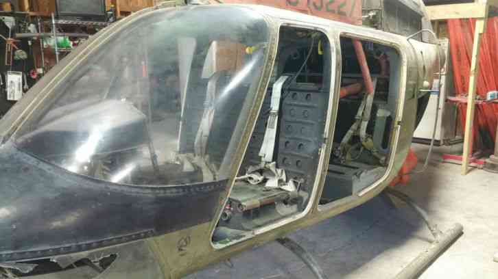 tailboom helicopter