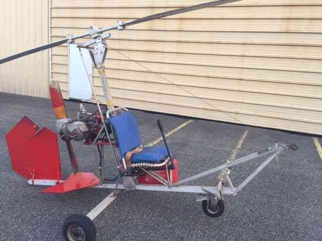 Bensen Gyrocopter NO RESERVE : NO RESERVE AUCTION This is ...