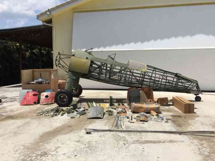 Boeing 1940 Very nice Stearman project with most really hard to find items  included This was my