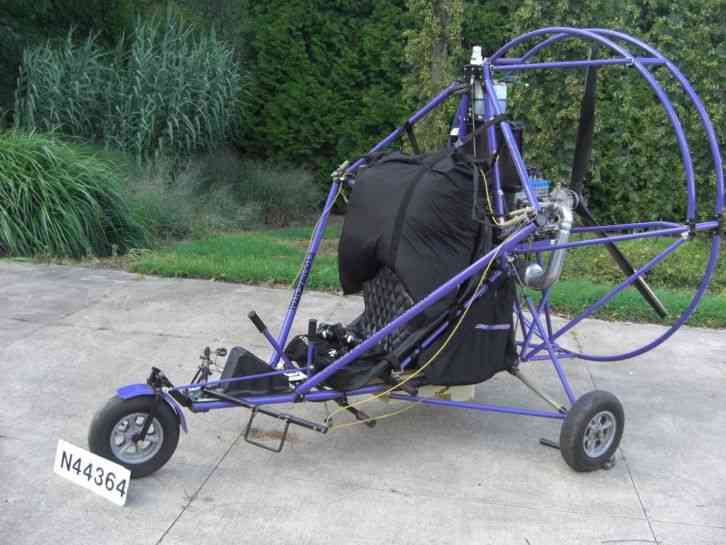 buckeye dream machine 582 powered parachute   1999 or 2000