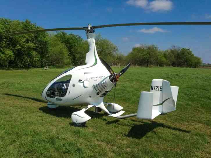 """""""The body kit is brand new, the engine has 93 hours on it """" 2018 AutoGyro  Cavalon kit, 2018 model"""