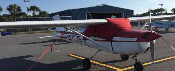 Cessna : 1967 150H nice plane low hours less then 550 ...