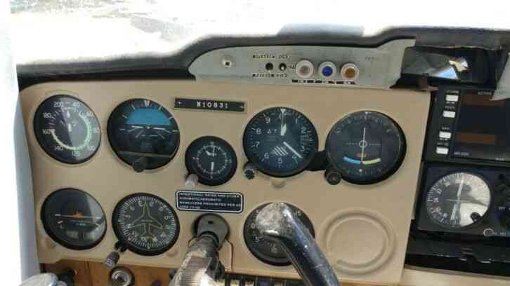 1973 Cessna Here is your chance to set the price on this no reserve  auction  1973 Cessna 150L