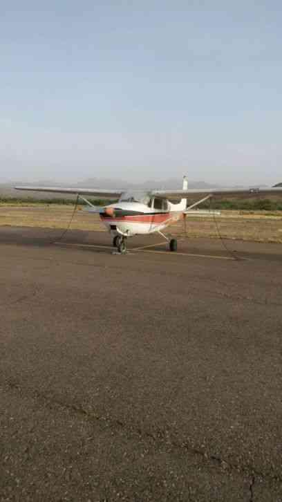"""""""1958 Cessna 175 Skylark Project"""" 1958 Cessna You are bidding on a 1958  Cessna 175 Skylark! Aircraft"""