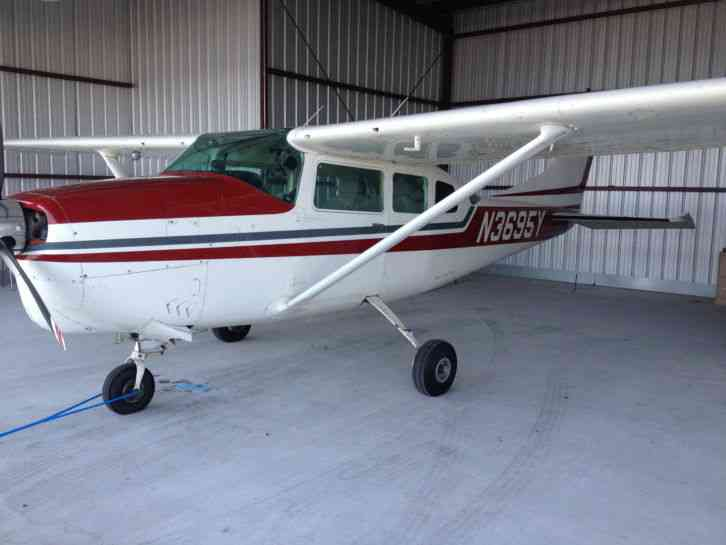 Cessna 1963 Retractable Gear High Performance Plane In