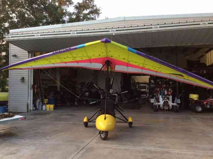 Cosmos Phase II Ultralight Trike - Powered Ultralight