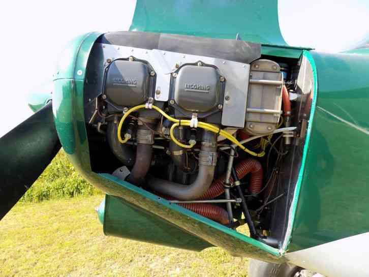 Pa18 2003 2016 fresh rebuild 180 hp cub crafter 180 hp  Originally 2003  model  Plane was damaged