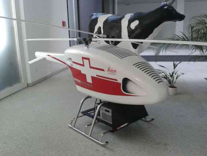 fuselage helicopter