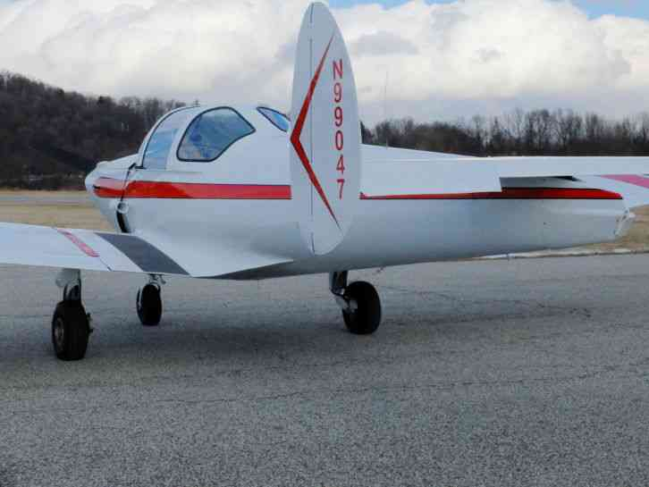 Work Vans For Sale >> Ercoupe : 1946 N99047, SN 1670, 415 C, LSA Compliant TT ...