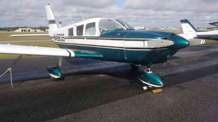 Piper 1970 1970 Cherokee sixN4883S: PA 32 260Serial#: 32 7100007Aircraft  Total Time: 3666 03Engine