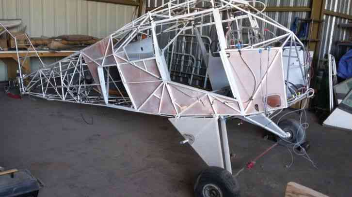 Experimental For Sale Experimental Bushmaster Blanton V6 STOL Wag Aero 2+2  Project looking for a