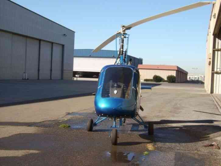autogyro helicopter