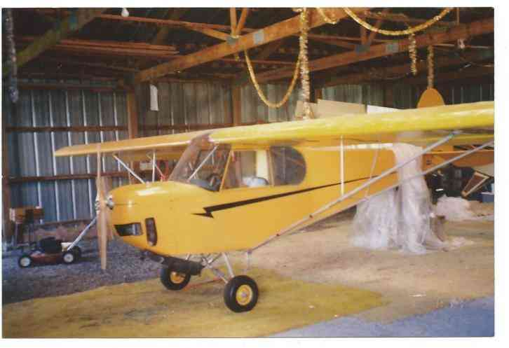 Fisher : 202 Koala ultralight for sale. Has a Rotax 447