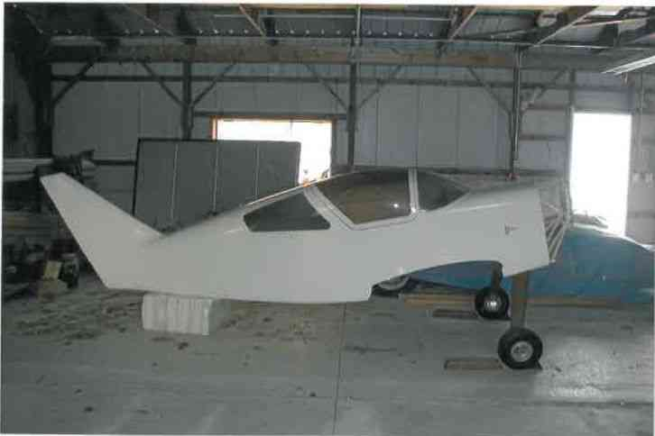 """"" Glasair 1 TD S N 459 for sale with SMOH 1028 2 and STOH 55 6 motor along  with a century 3"