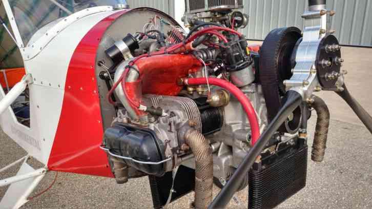 great plains aircraft cc engine  hp great plains vw aircraft
