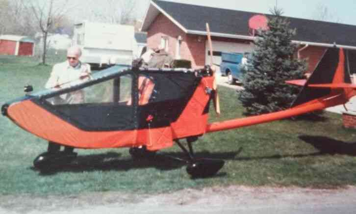 Cgs Hawk Airplane Has Always Been Stored In Clean Dry
