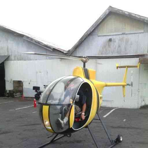 helicopter airplane