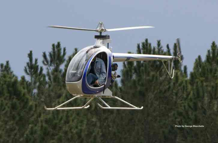 World's First Two-Seat Electric Helicopter Lifts Off for the First ...