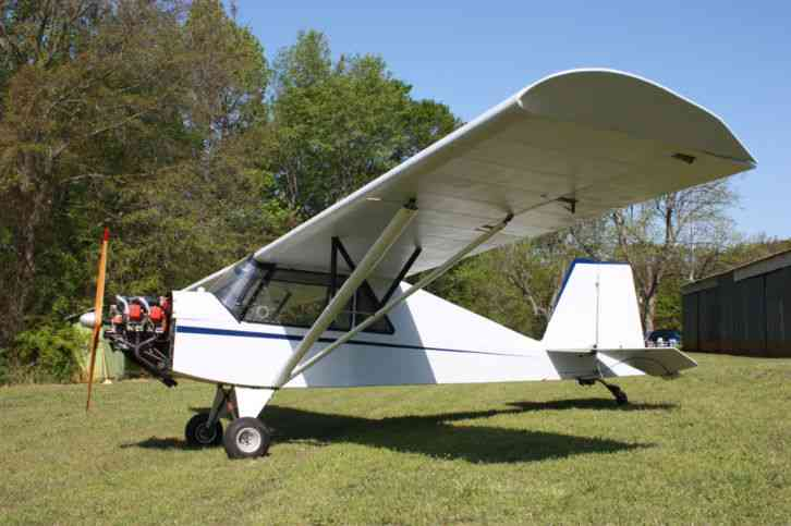 ((( Beautiful Hipps Reliant Aircraft ))) powered by Continental Teledyne  four cylinder four stroke