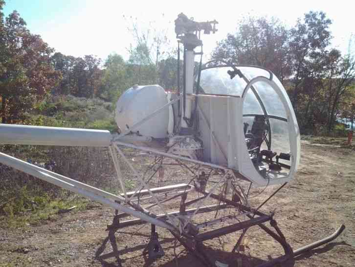 269a rebuilder with all major components hughes helicopter hughes 269a
