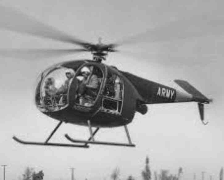 company helicopter