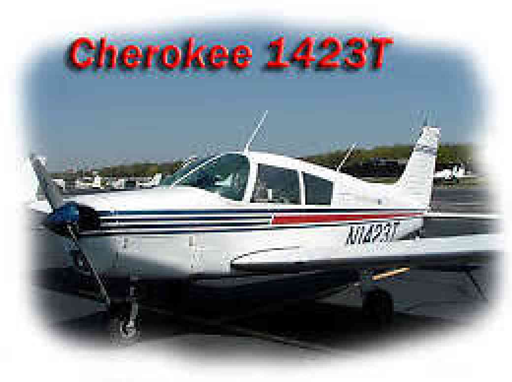 IFR 1972 PIPER CHEROKEE PA-28-140 N1423T Single Engine