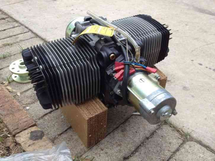 KFM 107E Engine New Type Twin Cylinder Horizontally Opposed Two