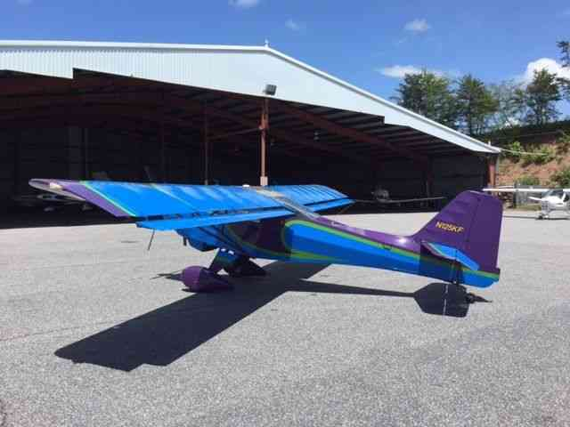 NO RESERVE AUCTION!!This is a very nice Kitfox 4 Speedster that is  currently flying and is flown