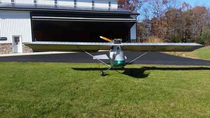Kolb Kolb Firestar Ultralight Aircraft with Rotax 503 Engine This Kolb  Firestar ultralight is in