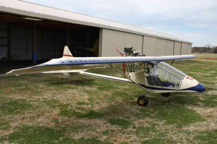 Kolb Mark III Aircraft : This is a Kolb Mark III with ...