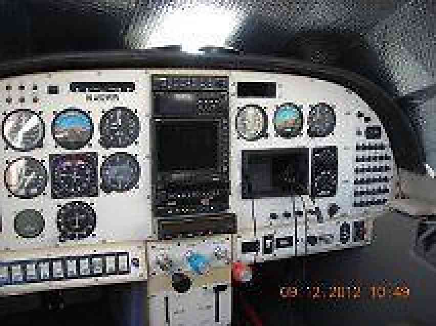 Lancair paint is fair and the interior is ok this is a used airplane for Cheapest place to buy interior paint