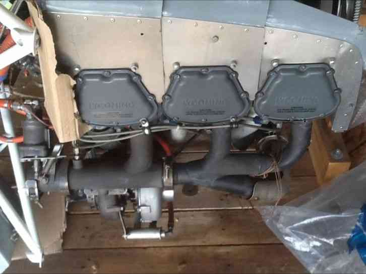 LYCOMING TIO-540-AH1A AIRCRAFT ENGINE WITH ACCESSORIES!!