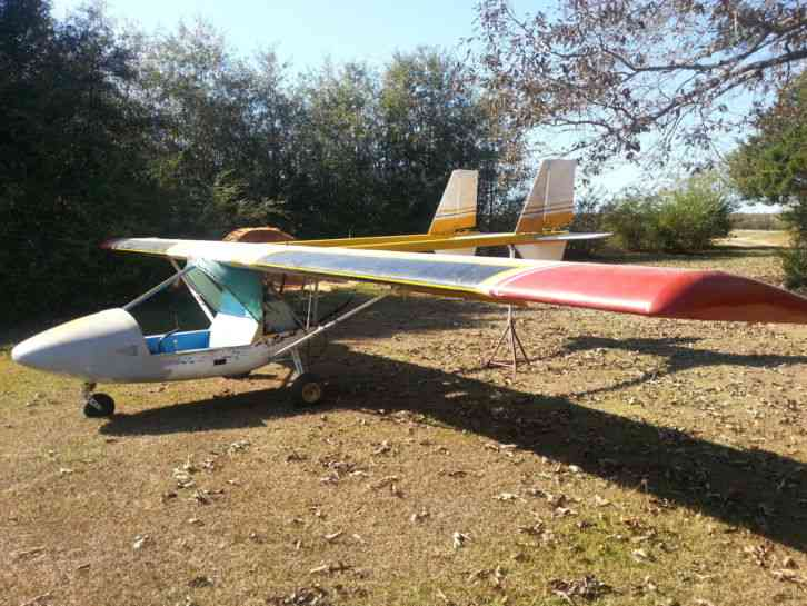 Laron Wizard Aircraft Selling Two Rare Laron Wizard P 38