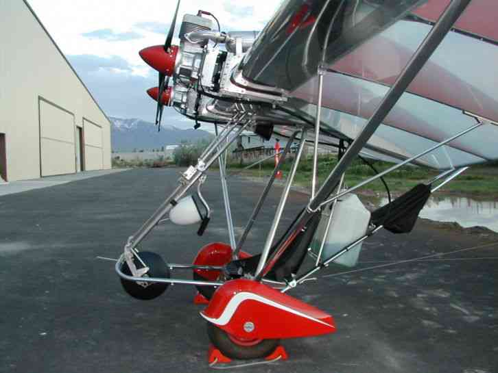 Lazair Twin Engine Ultralight Airplane Beautiful Twin