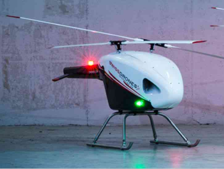 "License fabrication UAV ""DRAGON-50"", 5 x license (RPAS, UAS, VTOL-UAV)"