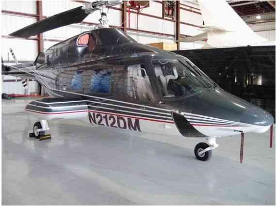Major price reduction BELL 222A HELICOPTERS VIP fresh annual