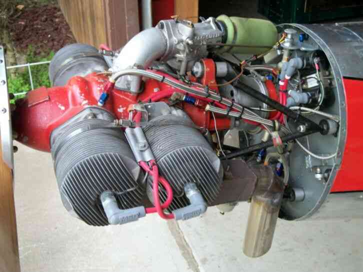 McCulloch 4-cylinder Two-stroke Engine Airplane, Rotocraft, Helicopter